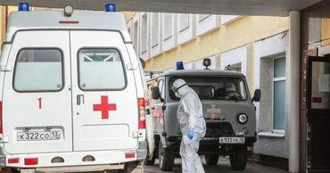 В России за сутки выявили 7 867 случаев заражения коронавирусом.