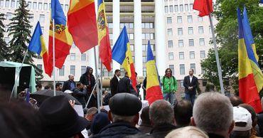 Депутат ACUM призвал граждан выйти на мирный протест перед Парламентом.