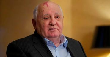 Первый президент СССР Михаил Горбачев.