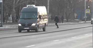 """В Бельцах прошла операция """"Пешеход""""."""
