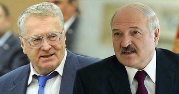 Жириновский призвал Лукашенко сняться с выборов. Фото: Point.md.