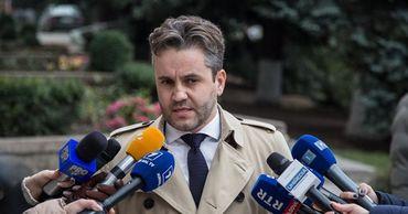 Адвокат Игорь Попа.