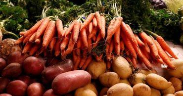 В Молдове подешевел картофель, а морковь подорожала.