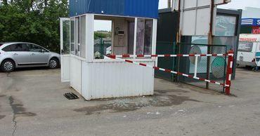 Женщина, протаранившая шлагбаум на таможне в Первомайске, признана невменяемой.