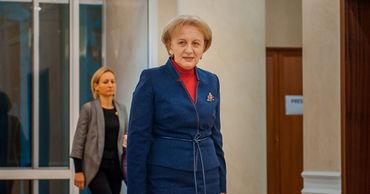 Председатель парламента Зинаида Гречаный.