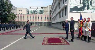 Национальной армии Молдовы исполнилось 29 лет со дня создания.