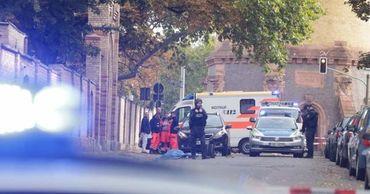У синагоги на востоке Германии произошла стрельба: есть погибшие