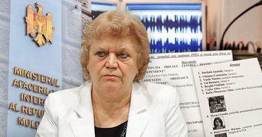 В списке прослушиваемых лиц оказалась социалистка Евгения Чебан. Фото: Point.md