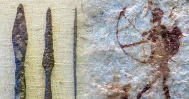 В ЮАР обнаружили отравленный наконечник стрелы возрастом 60 тысяч лет.