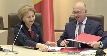 ПСРМ и ДПМ объявили о создании правящей коалиции.
