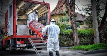 В Румынии за минувшие сутки коронавирус подтвердился у 127 человек.