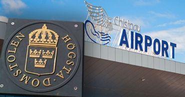 Решение Стокгольмского арбитража вписывается в срок, когда Avia Invest может вернуть аэропорт. Фото: Point.md.