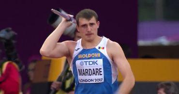 Молдавский легкоатлет Андриан Мардаре вновь поднялся на подиум на крупном турнире в Германии.