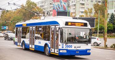 Новый троллейбусный маршрут свяжет Ботанику и Буюканы.