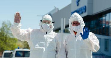 От коронавируса излечились более 17 500 человек.