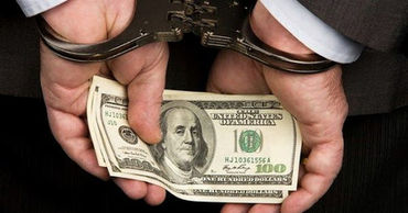 По факту пассивной коррупции возбуждено уголовное дело, обвиняемый задержан на 72 часа.
