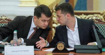 Спикер Рады рассказал, как изменился Зеленский за год президентства.