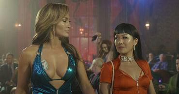 Дженнифер Лопес заплакала, узнав о номинации Гильдии киноактеров США.