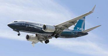 В США начались тестовые полеты Boeing 737 MAX.