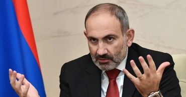 Премьер-министр Армении Пашинян обратился к нации.