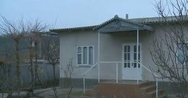 На месте убийства жителя села Ивановка нашли орудие преступления.