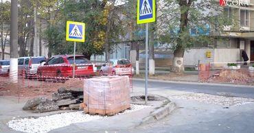 Маршруты транспорта изменятся в связи с ремонтом дороги в центре столицы.