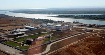 Земли в порту Джурджулешты переданы в аренду на 45 лет.