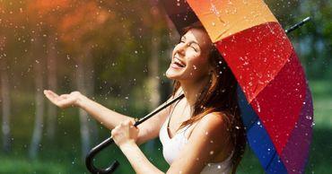 В ближайшие три дня в Молдове ожидаются жаркая погода и дожди на севере страны.