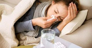 В октябре зарегистрировано более 15 000 случаев вирусных заболеваний.