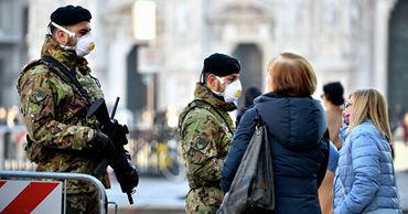 В Италии вводят карантин по всей стране.