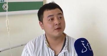 ЖителькитайскогогородаХарбинна протяжении двадцати лет жил с вросшим зубом в носу.