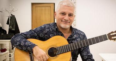 Знаменитый гитарист из Бельгии произвел фурор в Кишиневе.