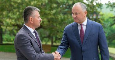Встреча Додона с Красносельским состоится в конце июля.