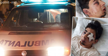 Отец пострадавшего парня: Преступников отпустили в тот же вечер.