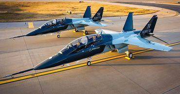 США начали испытания истребителя нового поколения.