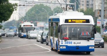 В эти выходные в Кишиневе вновь не будет ходить общественный транспорт .