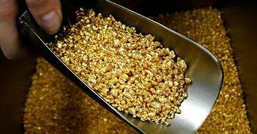На конец 2017 года общая масса добытого в мире золота составила 190 040 тонн.