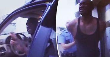 Кадры ареста мужчины опубликовало британское изданиеDaily Mail. Фото: Point.md.