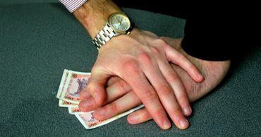 В Молдове стали брать больше взяток.