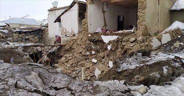 Как минимум семь человек погибли из-за землетрясения в Турции.