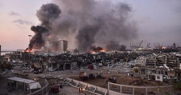 В Бейруте прекратили поиски людей под завалами дома