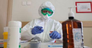 В Комрате ведутся работы по открытию ковид-лаборатории. Фото: gagauzinfo.md.