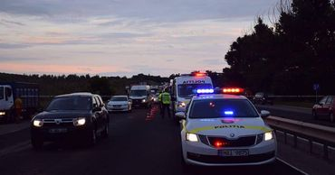 Минувшей ночью патрульные оштрафовали 75 водителей.