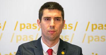 Вице-председатель PAS Михай Попшой. Фото: ipn.md.