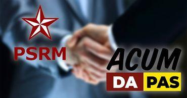 ПСРМ и блок ACUM готовы провести переговоры в эти выходные. Фото: Point.md.