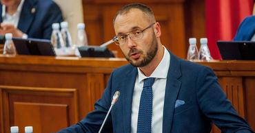 Депутат ПДС Сергей Литвиненко.
