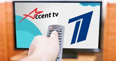 Accent TV будет ретранслировать российский «Первый канал».