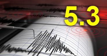 Утром, 31 января, в Румынии произошло мощное землетрясение магнитудой 5,3 балла. Фото: Point.md