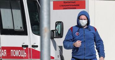 В России за сутки выявили 24822 новых случаев COVID-19.