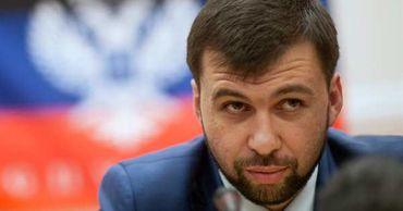 Пушилин: Донбасс не хочет войны и не намерен ее начинать.